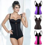P506 Colombian Latex Waist Trainer Vest with Straps Perfect Curves Cincher for Weight Loss Product