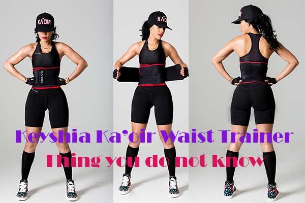 Keyshia Ka'oir Waist Trainer Eraser