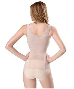 P508 Colombian Waist Trainer For Women Slimming Underwear Shaper Trainer Corset Vest Product Back