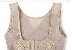 P508 Colombian Waist Trainer For Women Slimming Underwear Shaper Trainer Corset Vest Product Diagram