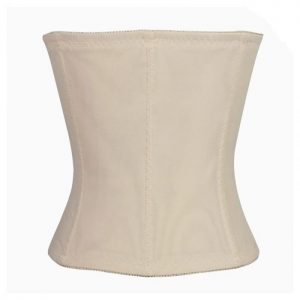 ffdded4b7dd P515 Lace Pattern Steel Boned Colombian Waist Trainer for Women Best Weight  Loss Waist Cinchers Beige