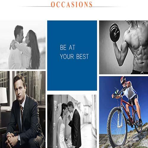P517 Male Sports Corset Waist Trainer Best Men Slimming Waist Cinchers Belt During Workout product 6