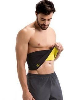 7cfdb175c3 P519 Male Waist Trainer Belt High Compression Burn Fat Body Shapers Band  for Weight Loss Product