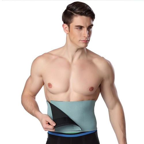 P520 Male Latex Waist Trainer Band Best Hot Shapers Spandex Weight Loss Girdle For Men Product 4